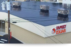 Master Roofers EPDM Rubber Membrane Roofing