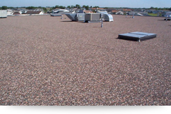 Master Roofers Tar and Gravel Roofing