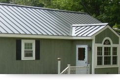 Master Roofers Standing Seam Metal Roofing