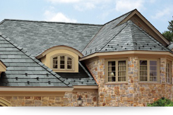 Master Roofers Slate Roofing